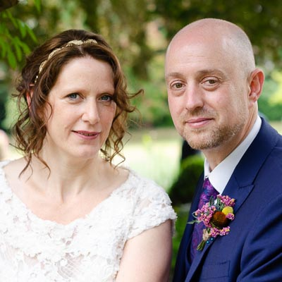 Wedding Photographer for Katherine and Ben in Lewes.