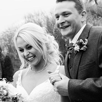 Wedding Photographer for Eilidh and Lewis in Scotland.