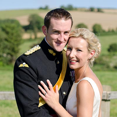 Wedding Photographer for Rachael and David in Burpham, West Sussex.