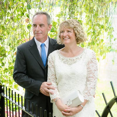 Wedding Photographer for Wendy and Chris in Lewes.