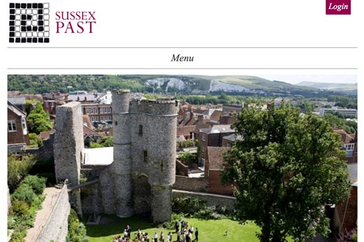 Lewes Castle Wedding Venue link