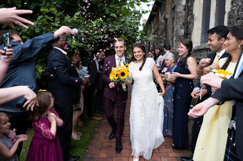 Ashley and Anjana's Wedding photographer link