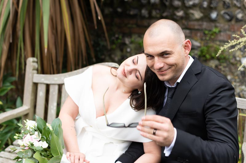 Maria and Robert's Wedding photographer link