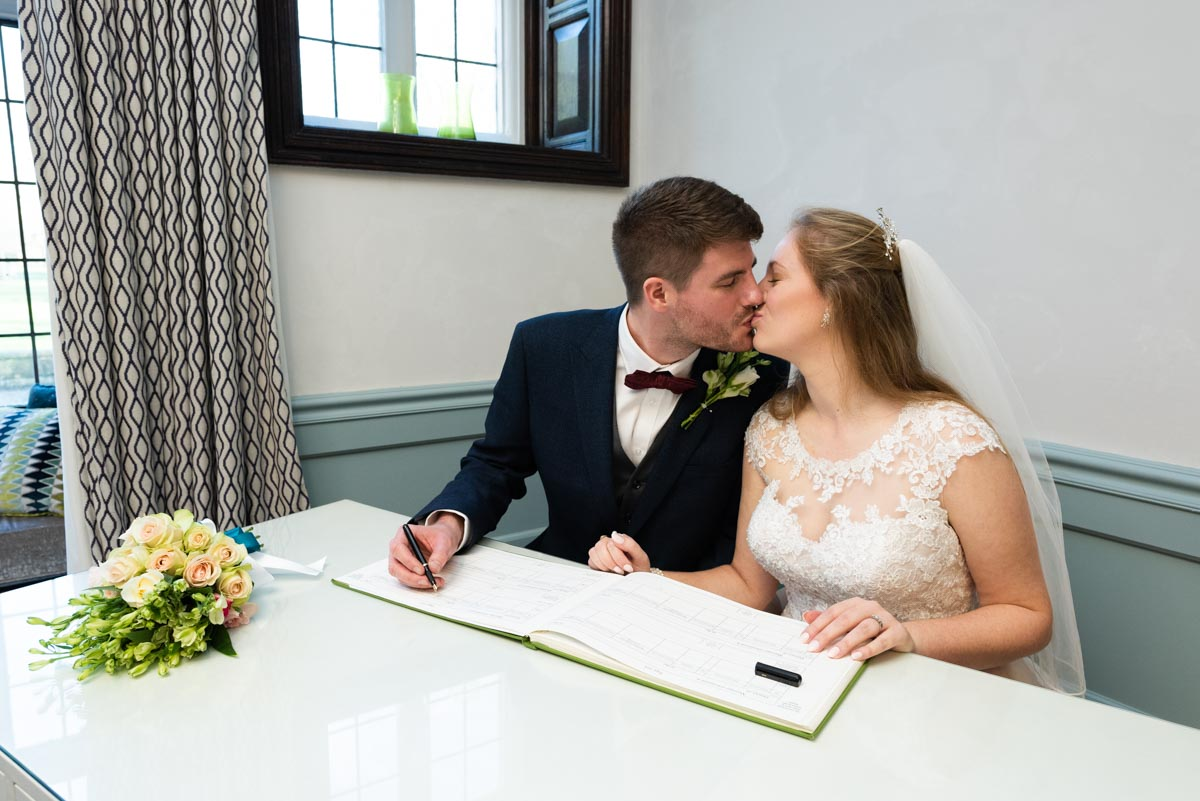 Wedding Photographer for Belinda and Chris at Lewes Registry Office.